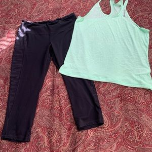 Old Navy Athletic Set